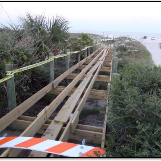 Scott Road #104 Wooden Walkway to Beach1